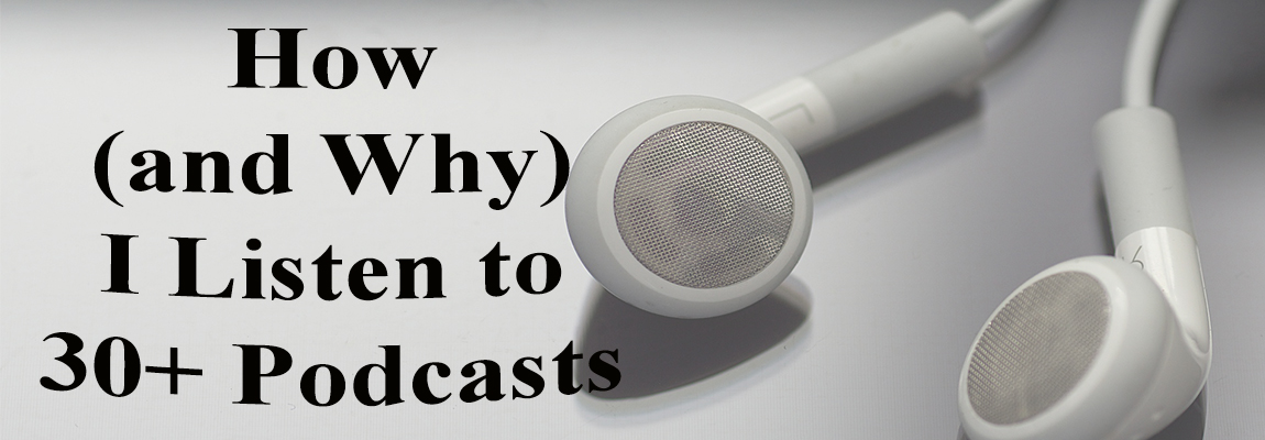 How and Why Podcasts for front page